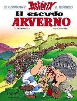 ASTERIX 11. EL ESCUDO ARVERNO