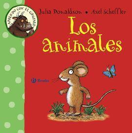 APRENDO CON EL GRÚFALO. LOS ANIMALES