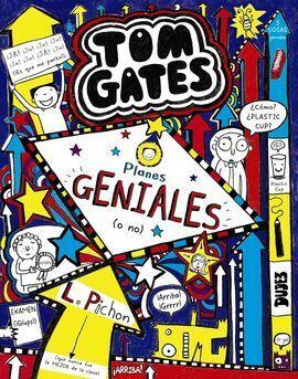 TOM GATES: PLANES GENIALES (O NO)