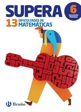 SUPERA 13 DIFICULTADES MATEMATICAS 6ºEP 16