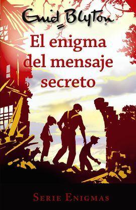 SERIE ENIGMAS, 2. EL ENIGMA DEL MENSAJE SECRETO