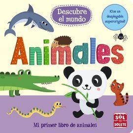 DESCUBRE EL MUNDO: ANIMALES