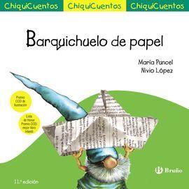BARQUICHUELO DE PAPEL