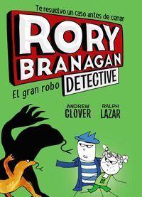 RORY BRANAGAN, 3. ROBO