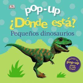 POP-UP. ¿DÓNDE ESTÁ LOS DINOSAURIOS