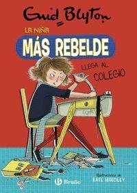 LA NIÑA MÁS REBELDE, 1