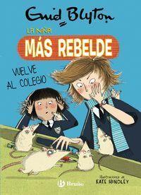 LA NIÑA MÁS REBELDE, 2