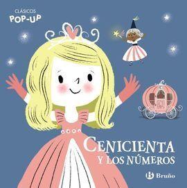 CLÁSICOS POP-UP. CENICIENTA Y LOS NÚMEROS