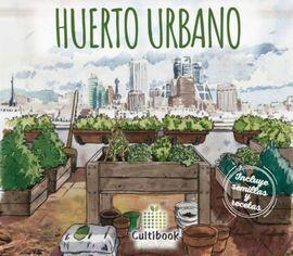CULTIBOOK:HUERTO URBANO