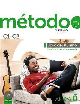 MÉTODO 5 ANAYAELE LIBRO DEL ALUMNO C1-C2