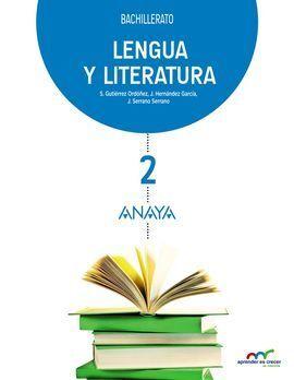 LENGUA Y LITERATURA 2. BACHILLERATO