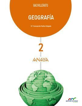 GEOGRAFIA 2ºBACH ARG/CANT/CEU/EXT/MEL/MUR/NAV/EUS/RJA