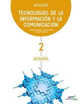 TECNOLOGÍAS DE LA INFORMACIÓN Y LA COMUNICACIÓN 2. BACHILLERATO