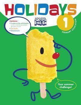 HOLIDAYS 1 EP