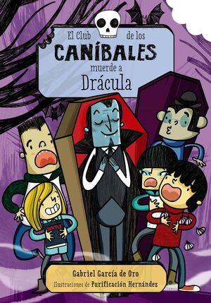 EL CLUB DE LOS CANIBALES MUERDE A DRACULA