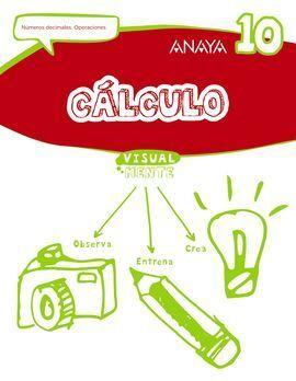 CALCULO 10.