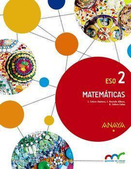 MATEMÁTICAS 2ºESO. ANDALUCÍA 2017