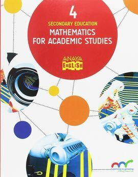 MATHEMATICS FOR ACADEMIC STUDIES 4ºESO 2017