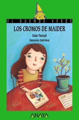 LOS CROMOS DE MAIDER