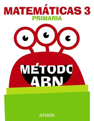 MATEMÁTICAS 3. MÉTODO ABN.