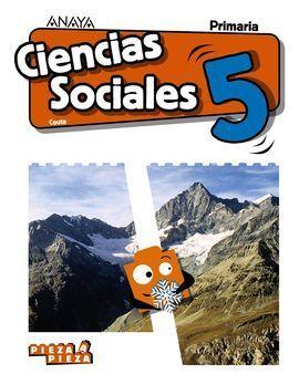 CIENCIAS SOCIALES 5ºPRIMARIA