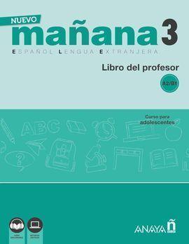 NUEVO MAÑANA 3 B1. LIBRO DEL PROFESOR
