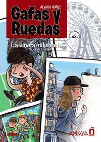 GAFAS Y RUEDAS. 3ª
