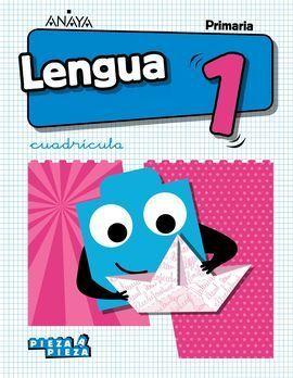 LENGUA 1. CUADRÍCULA. (INCLUYE TALLER DE LECTURA COMPRENSIVA)