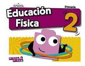 EDUCACIÓN FÍSICA 2ºPRIMARIA.