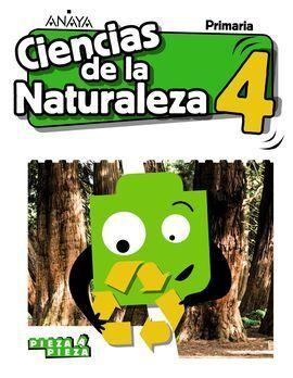 CIENCIAS DE LA NATURALEZA 4ºPRIMARIA