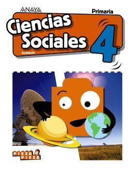 CIENCIAS SOCIALES 4ºPRIMARIA