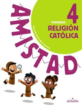 RELIGIÓN CATÓLICA 4ºPRIMARIA