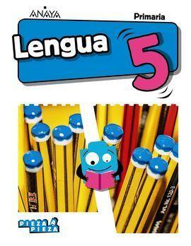 LENGUA 5. (INCLUYE TALLER DE LECTURA COMPRENSIVA)