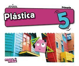 PLASTICA 5ºPRIMARIA