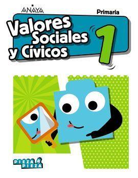 VALORES SOCIALES Y CÍVICOS 1.
