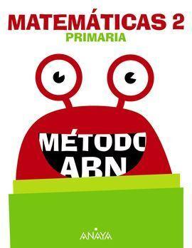 MATEMÁTICAS 2ºPRIMARIA. M�TODO ABN. ANDALUCÍA 2019