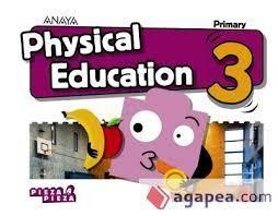 PHYSICAL EDUCATION 3º PRIMARIA. PIEZA A PIEZA. ANDALUCÍA 2019