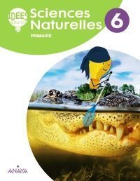 SCIENCES NATURELLES 6ºPRIMARIA