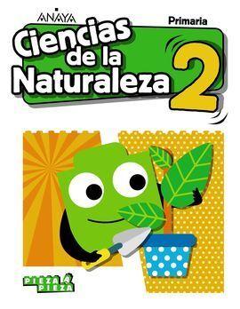 CIENCIAS DE LA NATURALEZA 2ºPRIMARIA +NATURAL SCIENCE IN FOCUS. PIEZA A PIEZA. A