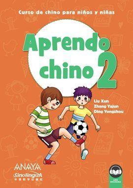 APRENDO CHINO 2