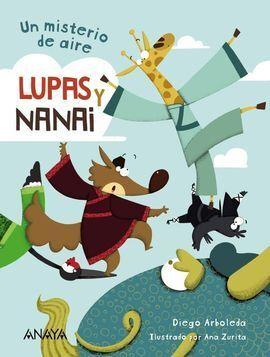 LUPAS Y NANAI MISTERIO DE AIRE