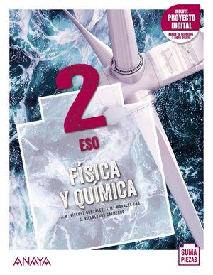 FÍSICA Y QUÍMICA 2. + DUAL FOCUS.