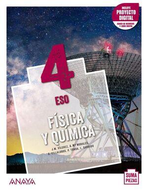 FÍSICA Y QUÍMICA 4. + DUAL FOCUS.