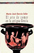 EL ARTE DE COMER EN LA ANTIGUA GRECIA