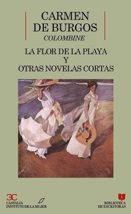 LA FLOR DE LA PLAYA Y OTRAS NOVELAS CORTAS