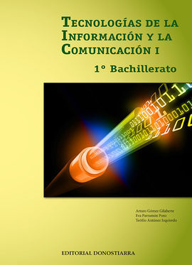 TECNOLOGIAS DE LA INFORMACION Y COMUNICACION I - 1º BACHILLERATO