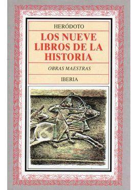 104. NUEVE LIBROS DE HISTORIA, 2 VOLS.