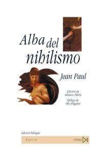ALBA DEL NIHILISMO