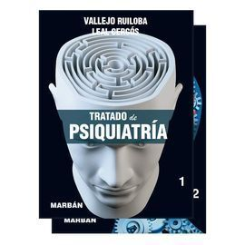 TRATADO DE PSIQUIATRÍA. VOL I Y II