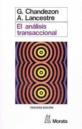 ANALISIS TRANSACCIONAL,EL
